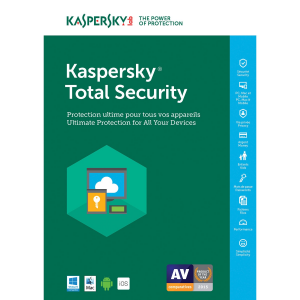 Kaspersky Lab Total Security Multi-Device 2018 2 licenza/e 1 anno/i ITA