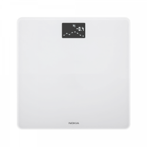 Withings Body Bilancia pesapersone elettronica Quadrato Bianco