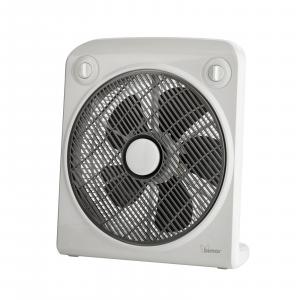 Bimar VBOX38T Ventilatore domestico con pale 50W Nero, Bianco