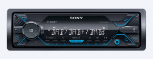 Sony DSX-A510KIT Nero Bluetooth