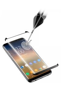 Cellularline TEMPGCU3PACKGAS9P protezione per schermo Galaxy S9+ 3 pezzo(i)