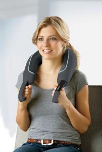 HoMedics NMS-255-EU Collo Grigio massaggiatore