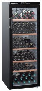 Liebherr WTB 4212 cantina vino Libera installazione Nero 200 bottiglia/bottiglie A
