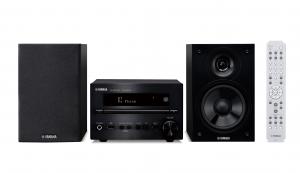 Yamaha MCR-B370D Microsistema audio per la casa Nero 30 W
