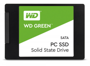 Western Digital Green drives allo stato solido 2.5