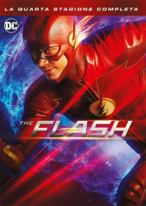 The Flash - Stagione 04 (5 dvd)