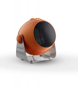Olimpia Splendid Caldodesign Riscaldatore ambiente elettrico con ventilatore Interno Arancione 1800 W