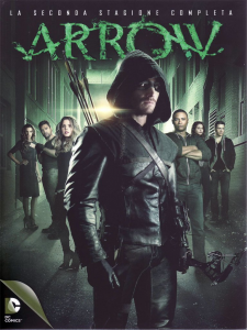 Arrow - Stagione 02 (5 dvd)