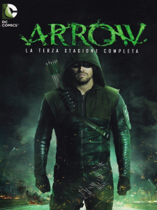 Arrow - Stagione 03 (5 dvd)
