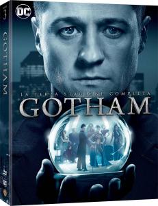 Gotham - Stagione 03 (6 dvd)