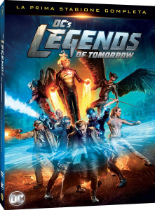 DC's Legends of Tomorrow - Stagione 01 (4 dvd)