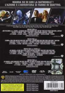 4 grandi film - Batman collection (dvd)