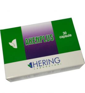 HERING AKENPLUS 30 CAPSULE CONTENENTI GLOBULI - MEDICINALE OMEOPATICO