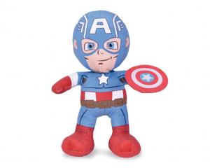 Peluche: Marvel (17cm) Captain America