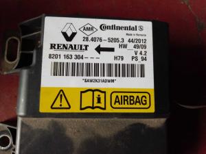 Kit air bag Dacia Duster serie dal 2010> 1.5 DCI 4X4