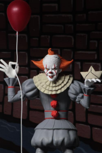 Toony Terrors: PENNYWISE (IT 2017) by Neca