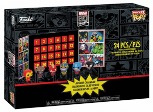 Funko Marvel Super Heroes Advent Calendar 2019 - Pocket POP!