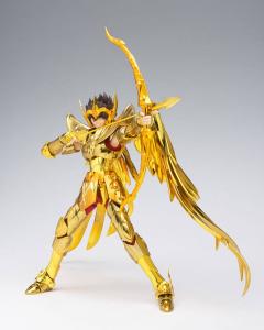 Saint Seiya Myth Cloth: Sagittarius Seiya EX Gold