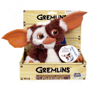 *PREORDER* Gremlins: DANCING GIZMO Peluches 20 cm. by Neca