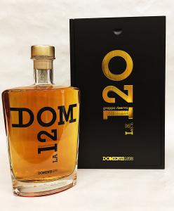 La 120 Grappa Riserva - Distilleria Domenis 1898 - Cividale del Friuli (UD)