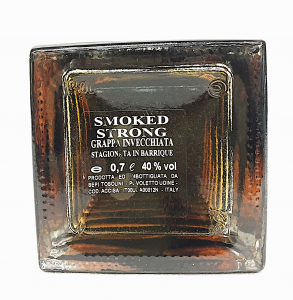 Grappa Smoked Strong - Dist. Bepi Tosolini - Povoletto (UD)