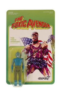 The Toxic Avenger ReAction: TOXIE Movie Variant by Super 7
