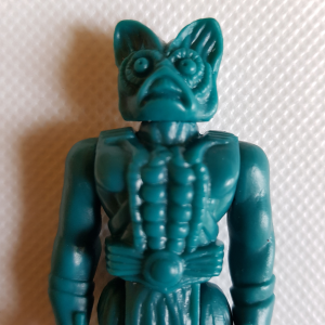 Masters of the Universe Reaction: MERMAN (prototype)