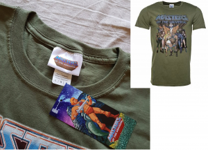 Masters Of The Universe T-Shirt He-Man Group (L)