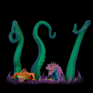 Masters of the Universe CLASSICS: SNAKE MOUNTAIN by Super 7