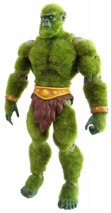 Masters of the Universe Classics: MOSS MAN (Used)