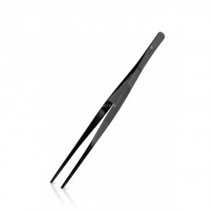 Pinza acciaio inox placcata nero cm.30