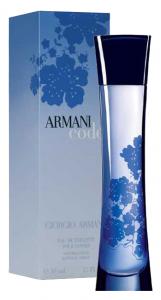 ARMANI Code Eau De Parfum Donna 50 ml - Profumo Femminile