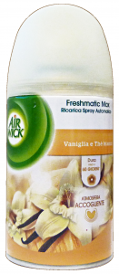 AIR WICK Freshmatic Ricarica 250 ml Vaniglia/the Bianco