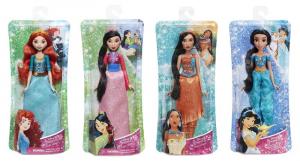 HASBRO Disney princess shimmer fashion doll assortimento