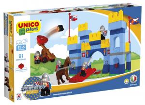 ANDRONI Castello unocoplus plastica gioco per bambini costruzioni
