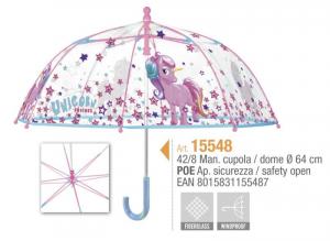 PERLETTI Ombrello manuale 42 un.15548 accessorio per la pioggia