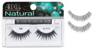 ARDELL Ciglie Finte Natural Strips 109 Demi Black 65003 Articolo Make-up