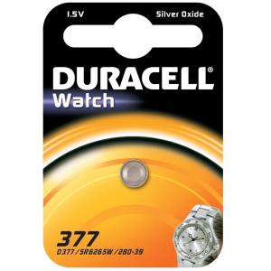DURACELL batteria d377 servizi generali pila
