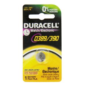 DURACELL Batteria D389/390 Servizi Generali Pila