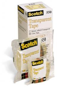 3M SCOTCH Set 10 Confezioni Rotolo Adesivo 3 m 550 33x155501533 15x3330516