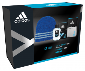 ADIDAS Idea Regalo Eau De Toilette Profumo 50 ml