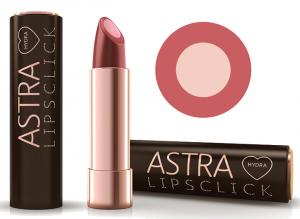 ASTRA Rossetto Idra Lipsclick 02 Brick Fever Cosmetico Per le Labbra