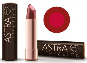 ASTRA Rossetto Idra Lipsclick 06 Royal Burgundy Cosmetico Per le Labbra