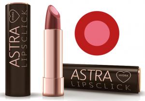 ASTRA Rossetto Idra Lipsclick 07 Red Carpet Cosmetico Per le Labbra
