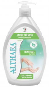 ALTHAEA Sapone liquido igienizzante 750 ml prodotto detergente per le mani