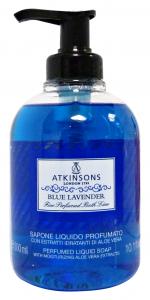 ATKINSONS Sapone Liquido Blu Lavanda 300 ml Saponi E Cosmetici