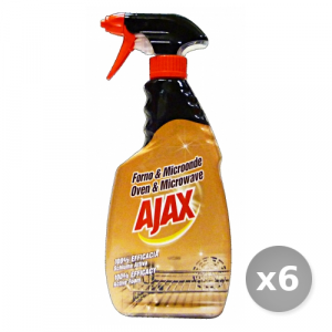 Set 6 AJAX Sgrassatore Forno&microonde Grilletto 500 ml