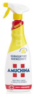 AMUCHINA Sgrassatore Limone Grilletto Per la Pulizia della casa 750 ml