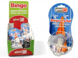 GIMI Appendino Bingo Cristal Sistemazione Armadio Riordino