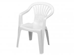 Poltrona Monoblocco Altea Bassa Colore Bianco